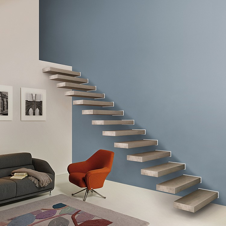Escalier suspendu Wall