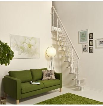 Escalier à pas décalés Fontanot Zen Premium
