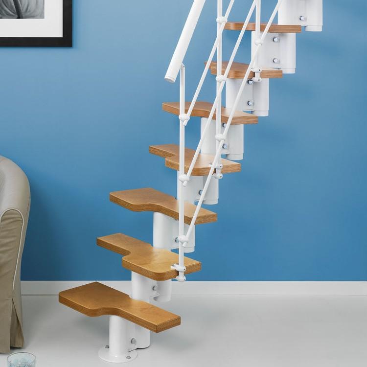 Escalier à pas décalés Magia 30 Xtra