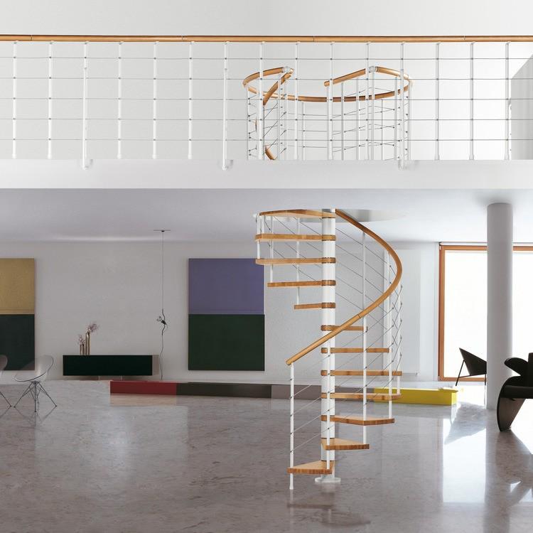 Escalier colimaçon Genius T010
