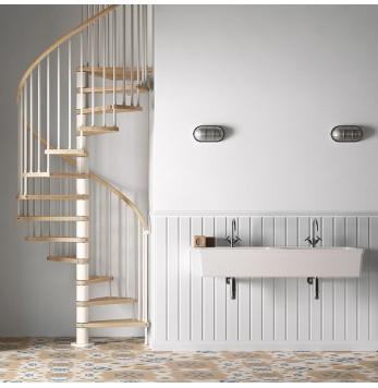 Escalier colimaçon Fontanot Genius T20