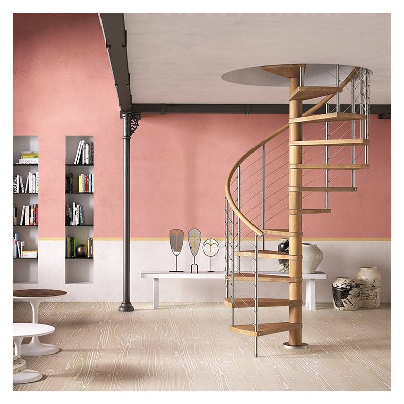 escalier colima on fontanot genius t50a escalier. Black Bedroom Furniture Sets. Home Design Ideas