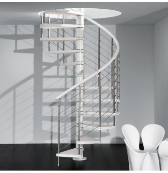 Escalier colimaçon Fontanot Genius T50A