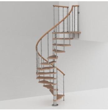 Escalier colimaçon Fontanot Genius 2easy 010