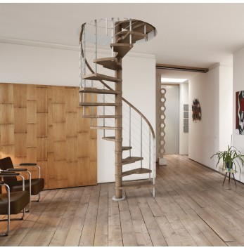 Escalier colimaçon Fontanot Genius 2easy 040