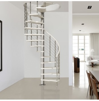 Escalier colimaçon Fontanot Genius 2easy 050