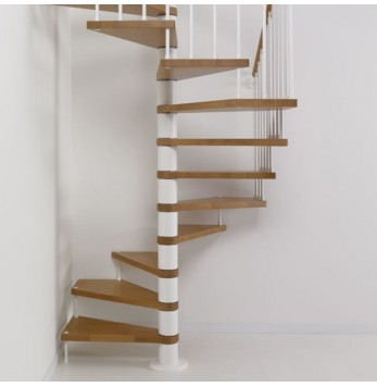 Escalier colimaçon Fontanot Genius Q30