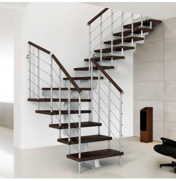 Escalier droit ou quart tournant Fontanot Genius RA010