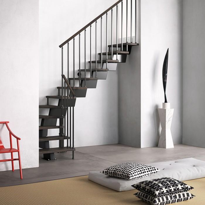 Escalier à volée Genius RA020