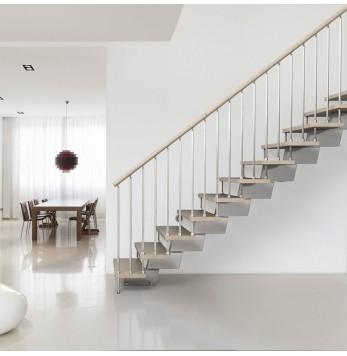 Escalier droit ou quart tournant Fontanot Genius RA030