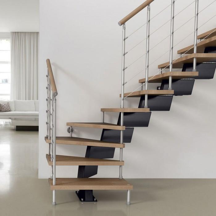 Escalier à volée Genius RA040