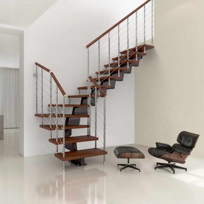 Escalier à volée Genius RA050