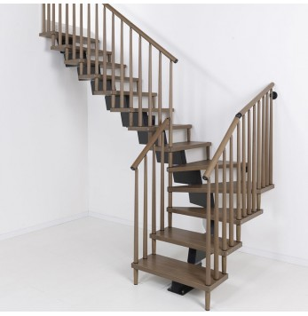 Escalier droit ou quart tournant Fontanot Genius RA070