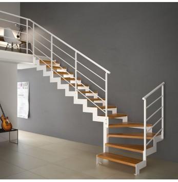 Escalier à volée Fascia / Fulmine 120