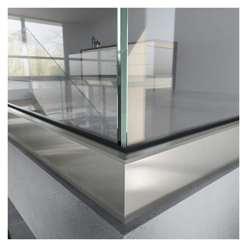 balustrade fontanot glass 50 balustrade en verre pose. Black Bedroom Furniture Sets. Home Design Ideas