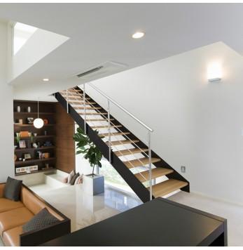 Escalier droit ou quart tournant Fascia 050