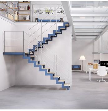 Escalier crémaillère Fulmine R120C