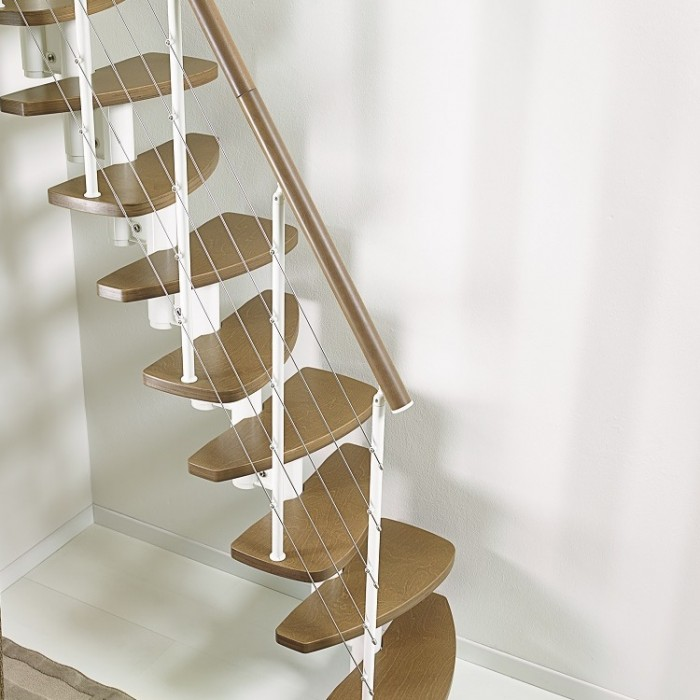 Escalier gain de place Zen Basic