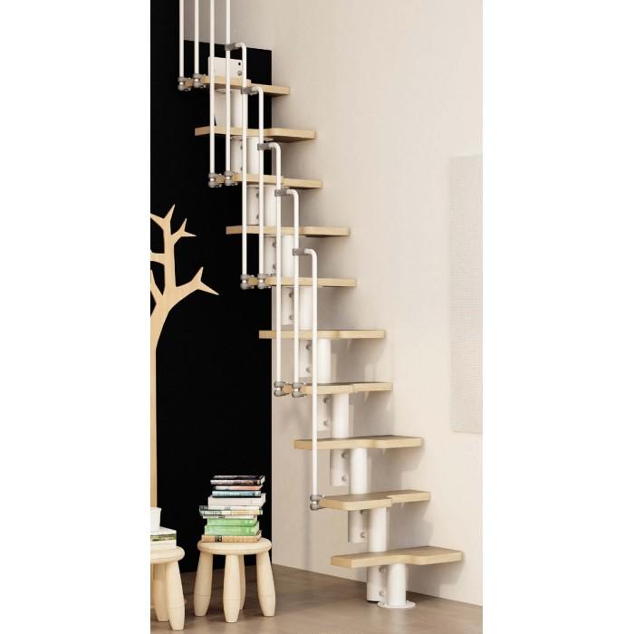 Escalier à pas décalés Fontanot Zip I