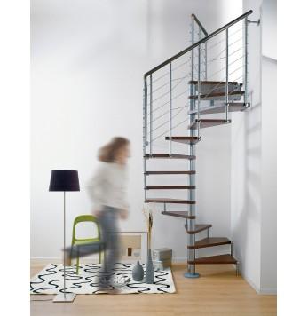 Escalier colimaçon carré Elégance Q 010 Initial