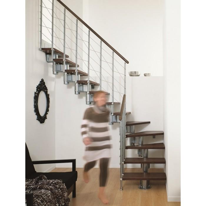 Escalier à volée Fontanot Friend RA 010 Initial