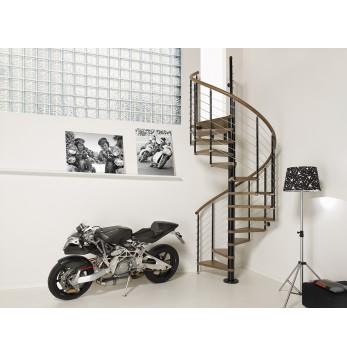 Escalier colimaçon rond Elégance T 010 Premium