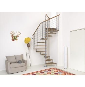 Escalier colimaçon carré Elégance Q 010 Premium