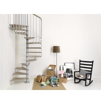 Escalier colimaçon carré Elégance Q 030 Premium