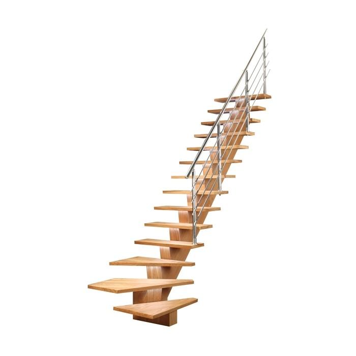 Escalier limon central Kalea