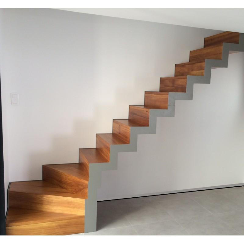 Escalier crémaillère Berlin - L\'Escalier Contemporain