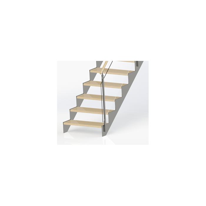 Escalier à volée Hossegor
