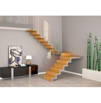 Escalier crémaillère Olbia