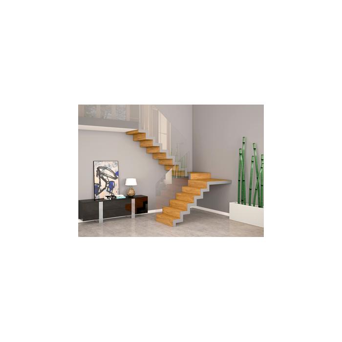 Escalier à volée Olbia