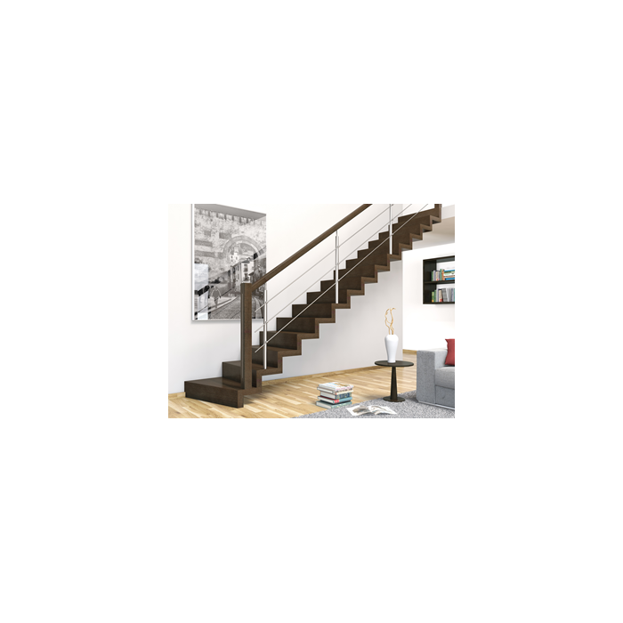 Escalier à volée Sauvignon