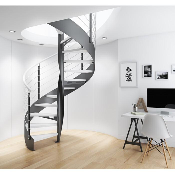 Escalier colimaçon Taina