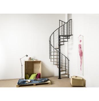 Escalier colimaçon Fitness indus'