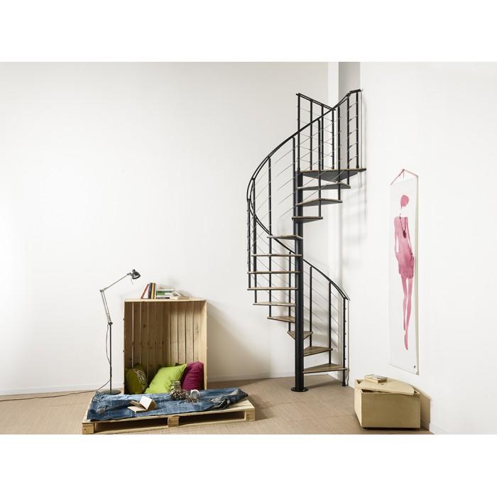 Escalier colimaçon Fitness indus