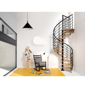 Escalier colimaçon Loft 70'