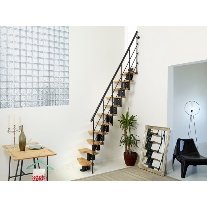 Escalier gain de place Loft 30'