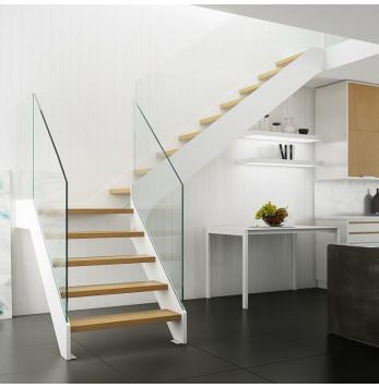 Escalier droit ou quart tournant Sanseb