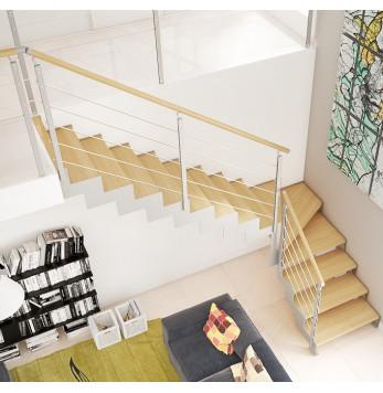 Escalier à volée Stockholm