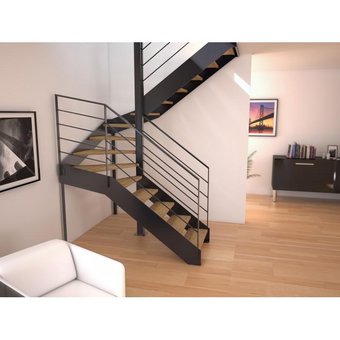 Escalier droit ou quart tournant ATELIER