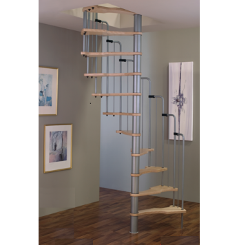 Escalier Semi-Héicoïdal ORBITAL