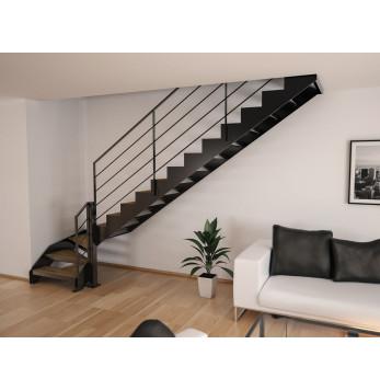 Escalier crémaillère ATELIER