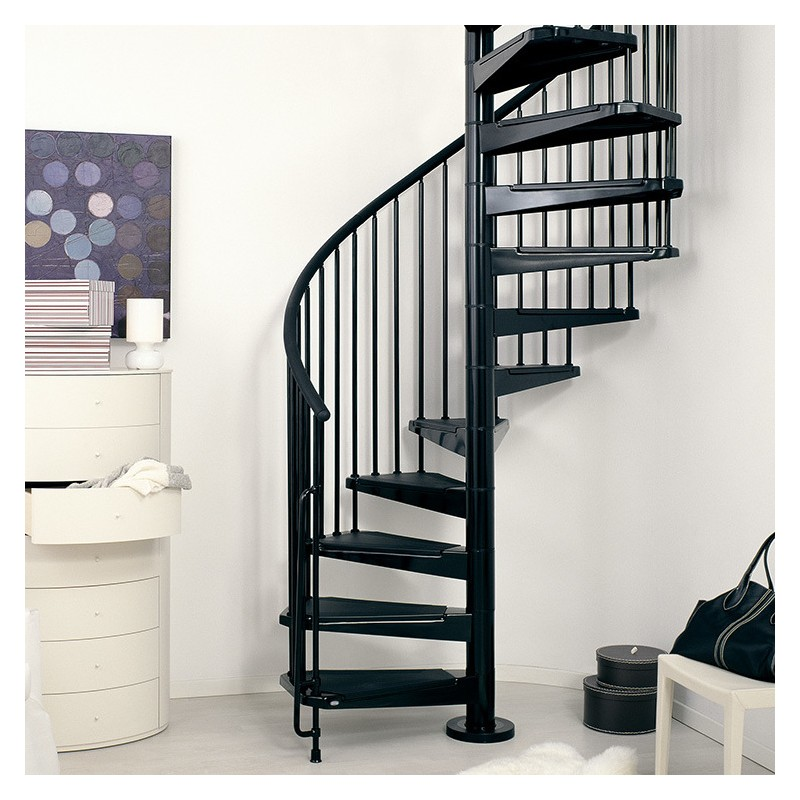 escalier helicoidal perfect escalier hlicodal pour usage priv escalier sans rampe with escalier. Black Bedroom Furniture Sets. Home Design Ideas