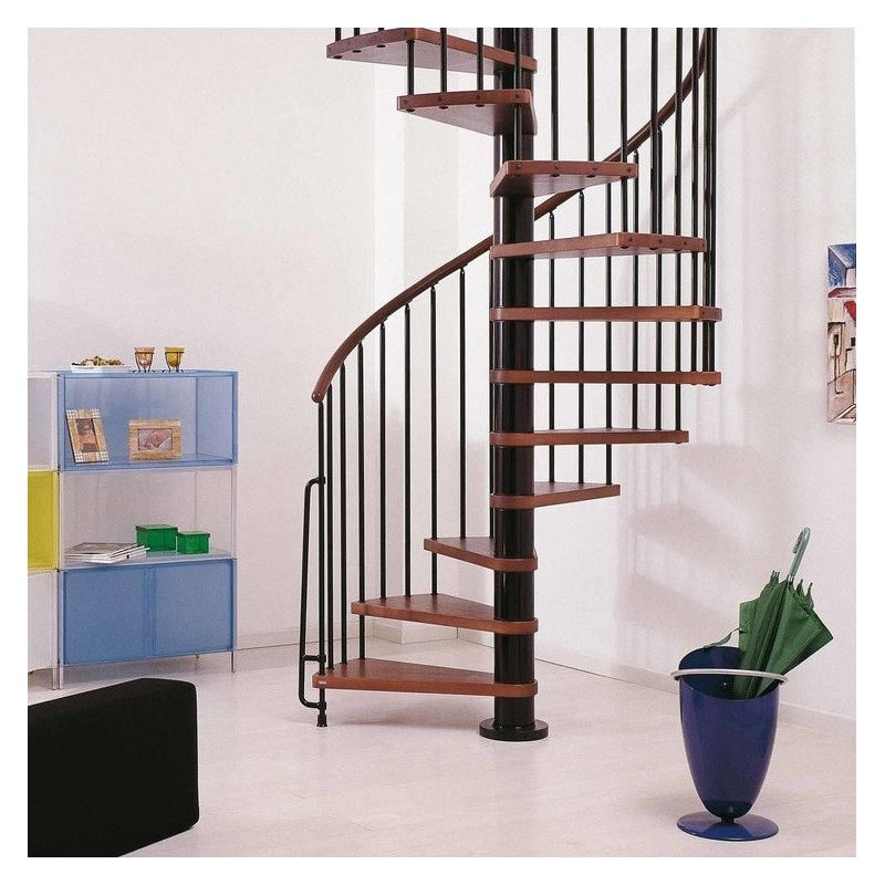 escalier colima on fontanot arke klan escalier kit bois. Black Bedroom Furniture Sets. Home Design Ideas