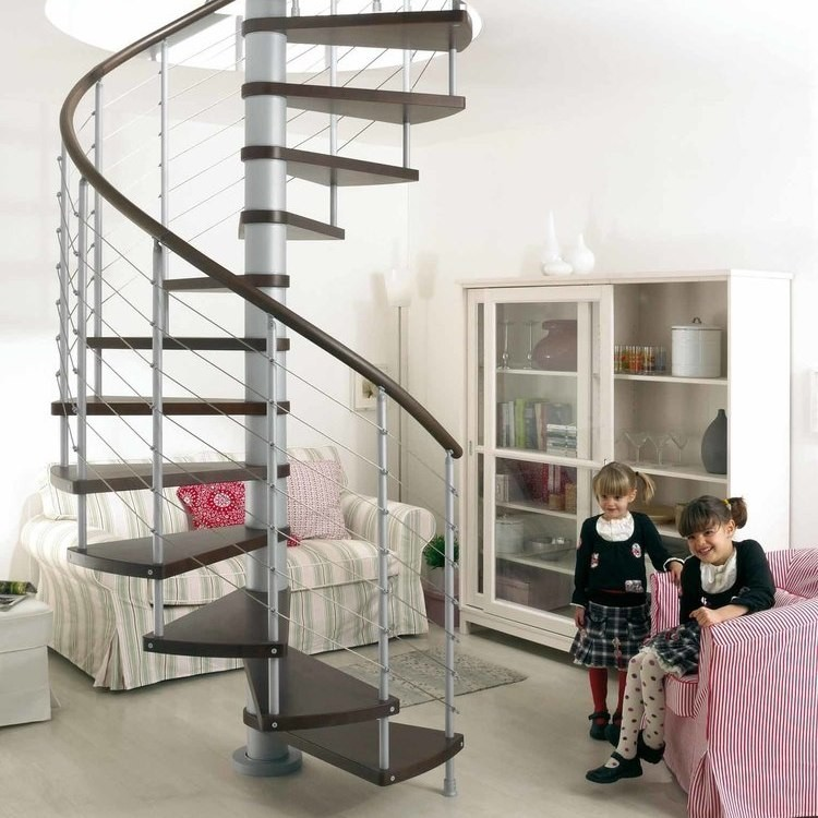 escalier colima on fontanot arke klo escalier en kit norm ce. Black Bedroom Furniture Sets. Home Design Ideas