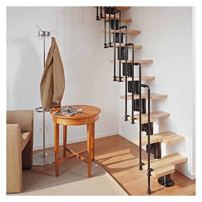 escalier gain de place karina ark escalier kit pas japonais. Black Bedroom Furniture Sets. Home Design Ideas