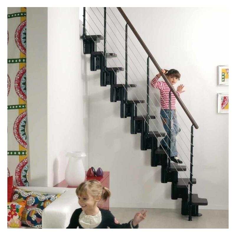 escalier gain de place fontanot arke kya sp cial petites. Black Bedroom Furniture Sets. Home Design Ideas