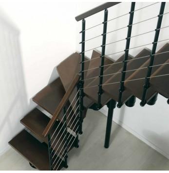 Escalier à volée Fontanot Arke Komoda